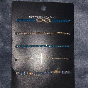 New York & Company Bracelet Set